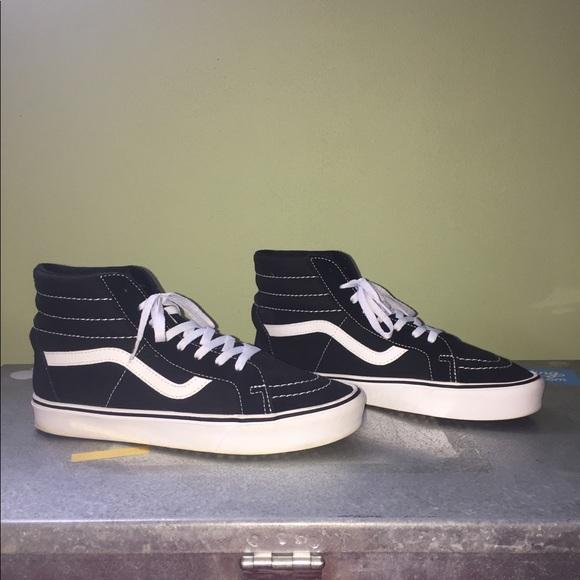 fb7cc6fdb25 Lite Vans Poshmark Shoes Lite Vans Poshmark Vans Lite Shoes Sk8hi Poshmark Sk8hi  Vans Shoes Sk8hi